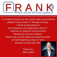 FRANK the Voice of Free Speech